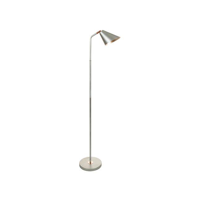 Santiago Pons Lighting maison Lamp. Sol Met. Argent Argent