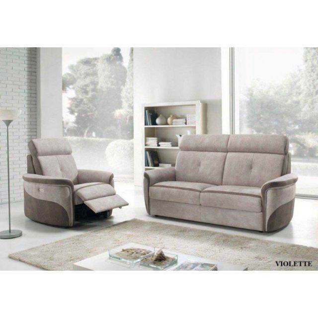 Meubles Europeens ensemble canapé+fauteuil