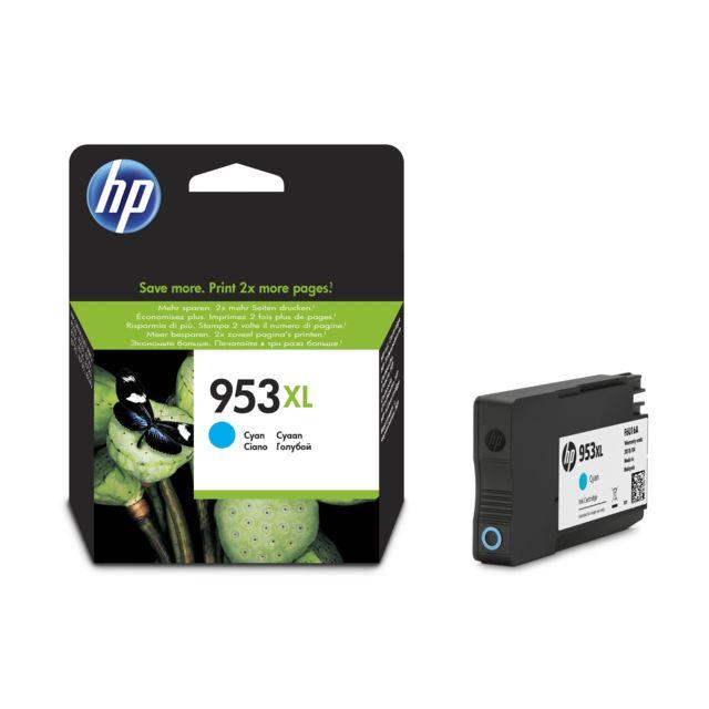 HP F6U16AE - Cartouche d'encre 953XL Cyan clair