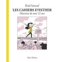Allary - les cahiers d'Esther tome 3 ; histoires de mes 12 ans