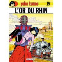 Dupuis - Yoko Tsuno - Tome 19