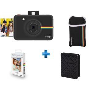 Polaroid appareil photo instantan snap noir album 64 - Appareil pour ramasser les feuilles ...