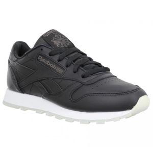 Cuir Cl Exoctics Propre Avec Des Chaussures Noires Reebok QlL9zKb