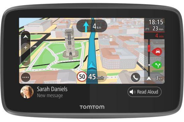 GPS GO 5200 Monde