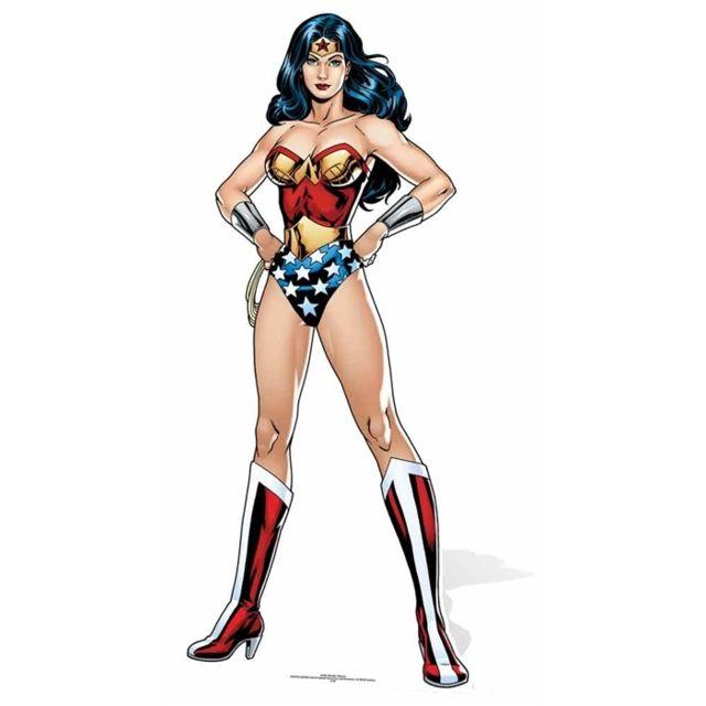 Bebe Gavroche Figurine géante en carton Wonder Woman