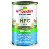 Almo Nature - Pâtée en Boîte Hfc Natural Thon de l'Atlantique pour Chat - 140g