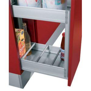 gasperin element coulissant pour meuble bas de cuisine bouteille et aliment pour meuble mm. Black Bedroom Furniture Sets. Home Design Ideas