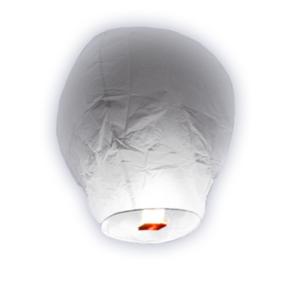 Skylantern - Lanterne Volante Balloon gris