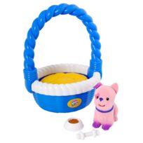 Kanai Kids - Little Live Pets-Chiot Belle avec panier de transport