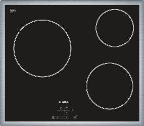 bosch table de cuisson pkm645b17e achat plaque de. Black Bedroom Furniture Sets. Home Design Ideas
