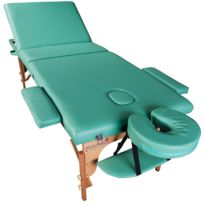 Massage Imperial - Table de Massage Reiki Léger - Vert