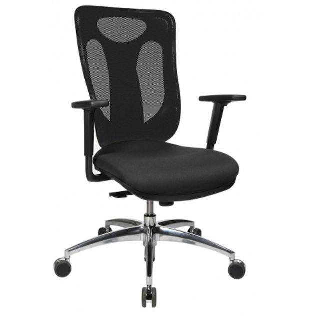 Chaise de bureau Siège de bureau Net Pro 100 Al.TW1 noir