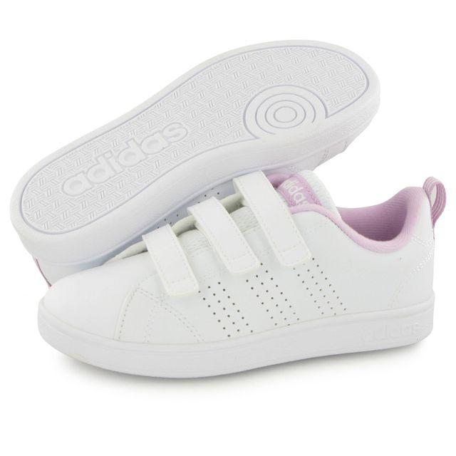 Adidas Chaussure bébéenfant vs advantage clean cmf pas