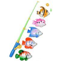 Aquatica - Kit Jeu de Peche Enfant Gm