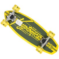 Kryptonics - Skateboard Fat cruiser army 23 pouce Vert 11309