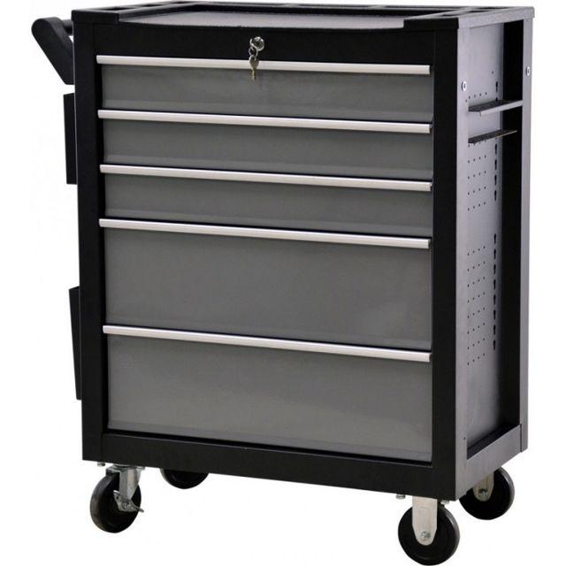 brick servante d 39 atelier 5 tiroirs accessoires serv24 5acc pas cher achat vente. Black Bedroom Furniture Sets. Home Design Ideas