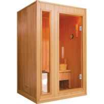 France Sauna - Sauna Vapeur Zen - 2 Places