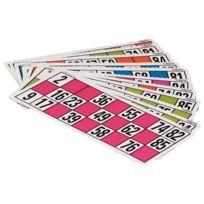 - cartons de loto - lot de 18