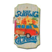 Out Of The Blue - Décoration murale en bois à suspendre California
