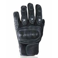 Chaft - gants Spy cuir & textile moto scooter été homme Epi