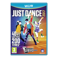 Ubisoft - JUST DANCE 2017 - WII U