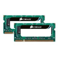 Corsair - CMSA8GX3M2A1066C7 8 Go 2 x 4 Go, pour Mac - DDR3 SODIMM 1066 MHz Cas 7
