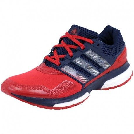 Adidas originals - Chaussures Rouge Response 2 Techfit Running Homme Adidas 72689016ada7