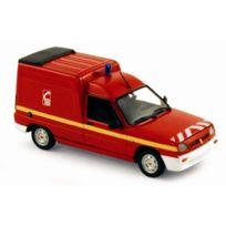 Norev - 514002 - VÉHICULE Miniature - Renault Express 1995 - Pompiers - Echelle - 1/43E
