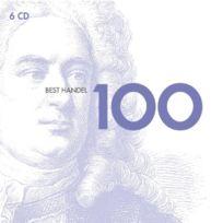 Parlophone - 100 Best - Haendel 6 Cd Coffret De 6 Cd
