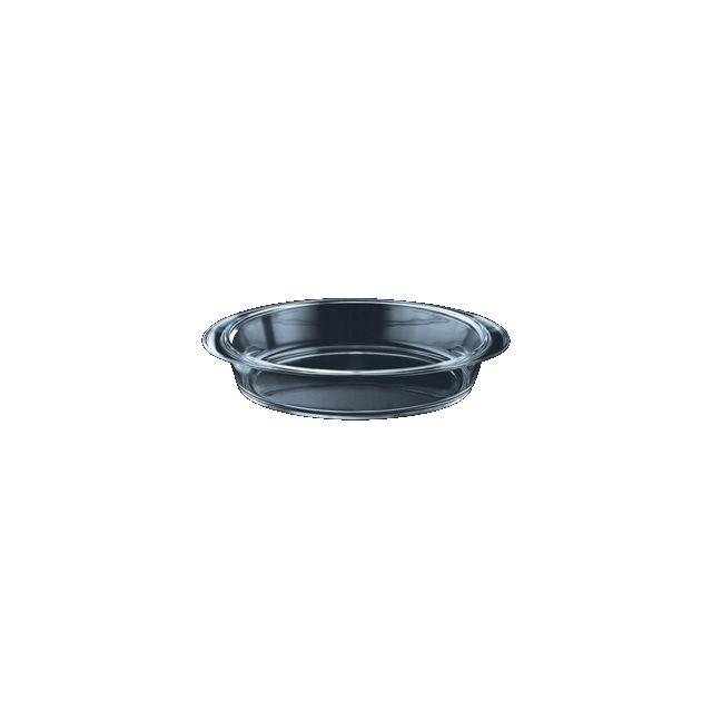 Pyrex Elegance - Plat Ovale 35 X 24 cm en verre à feu
