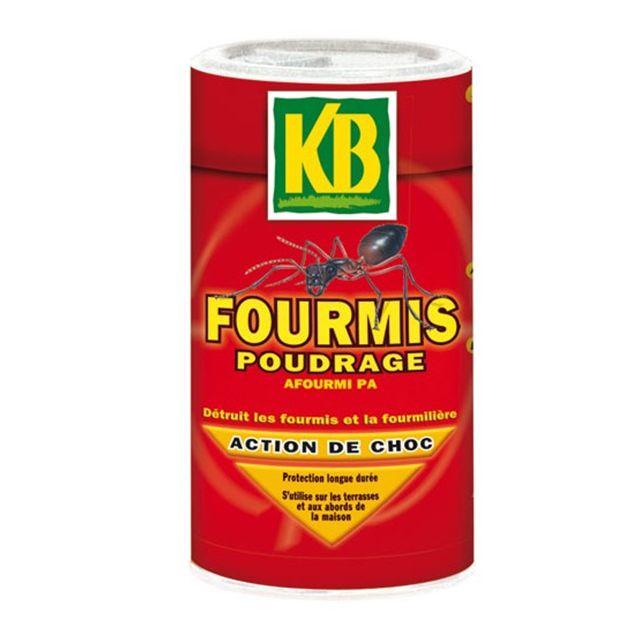 kb anti fourmis poudre 250g fou250 pas cher achat. Black Bedroom Furniture Sets. Home Design Ideas