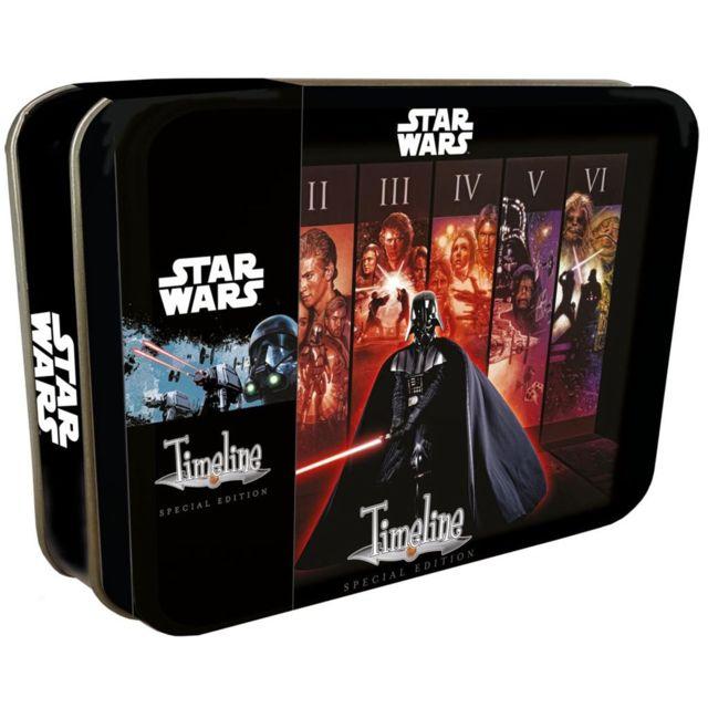 Asmodée Timeline Star Wars Coffret spécial