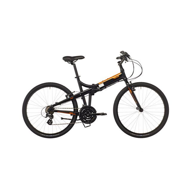 """Tern - Joe C21 - Vélo pliant - 26"""" orange/noir"""