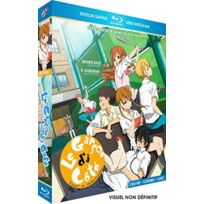 Osp Video - Le Garcon D'a Cote Tonari No Kaibutsu-kun Integrale - Edition Saphir 2 Blu-ray, + Livret