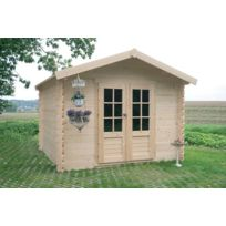 Abri de jardin scandinave en bois - Achat Abri de jardin ...