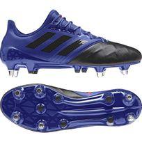 Adidas - Chaussure Rugby Karkari Light Sg Bleu - taille : 45 1/3