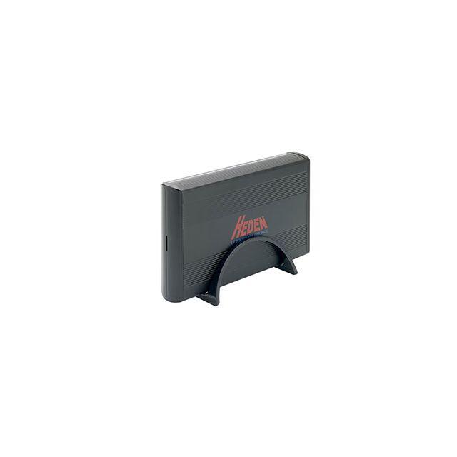 HEDEN Boitier externe pour disque dur 3,5'' SATA/IDE - USB 2.0