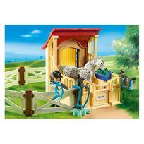 chevaux playmobil achat chevaux playmobil pas cher rue. Black Bedroom Furniture Sets. Home Design Ideas