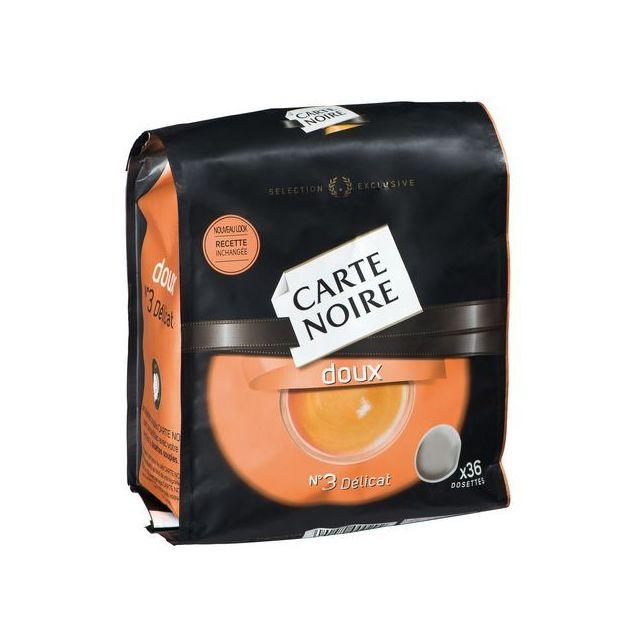 Carte Noire Café Doux dosette