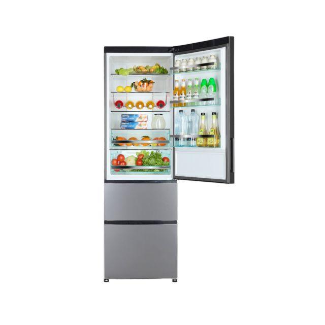 HAIER - Réfrigérateur multi-portes 308L - AFL631CSF