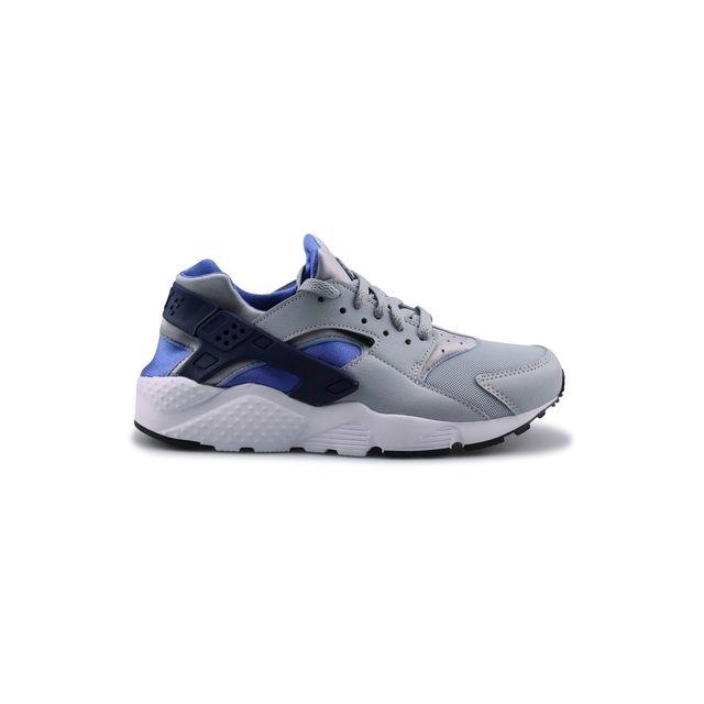 576683b3cbb7e Nike - Huarache Run Junior Gris 654275-022 - pas cher Achat   Vente Baskets  enfant - RueDuCommerce