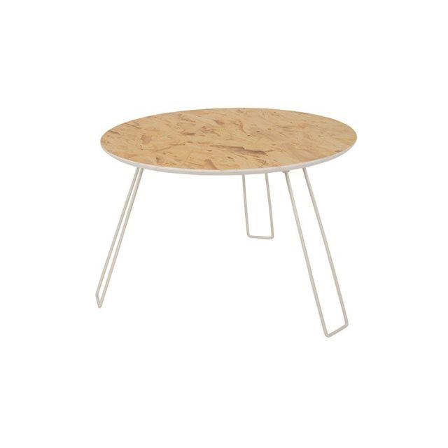 Zuiver Table Basse Design Osb L Pas Cher Achat Vente Tables