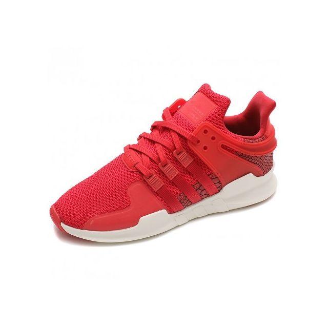 Chaussure ou basket rouge homme adidas Achat Vente pas cher