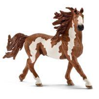 Schleich - Figurine cheval : Etalon Pinto