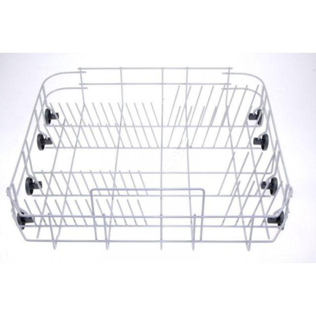 ZANUSSI AEG ELECTROLUX Lave-vaisselle compatible Inférieur Panier ROUES Gris x 8