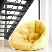 Karup - Chauffeuse convertible matelas futon Nido Futon Chair