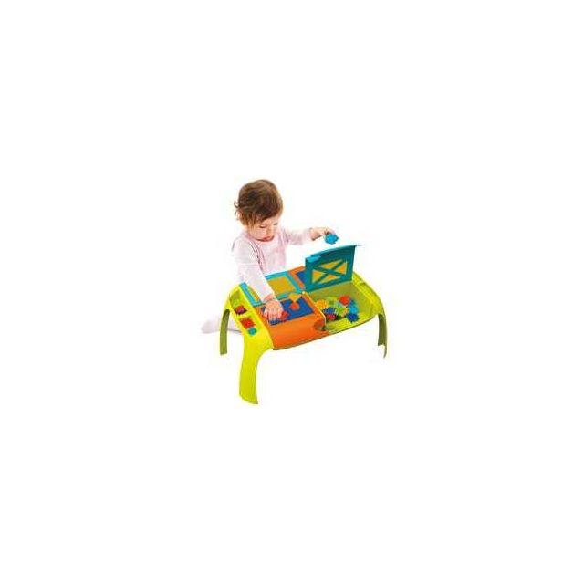 Bloc Kid Table de construction 30 blocs