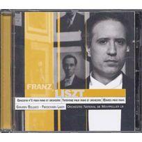 Accord - Franz Liszt - Concerto pour piano no. 1, Totentanz pour piano et orchestre, Oeuvres pour piano
