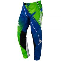 Kenny - Track Neon Green Blue Pant