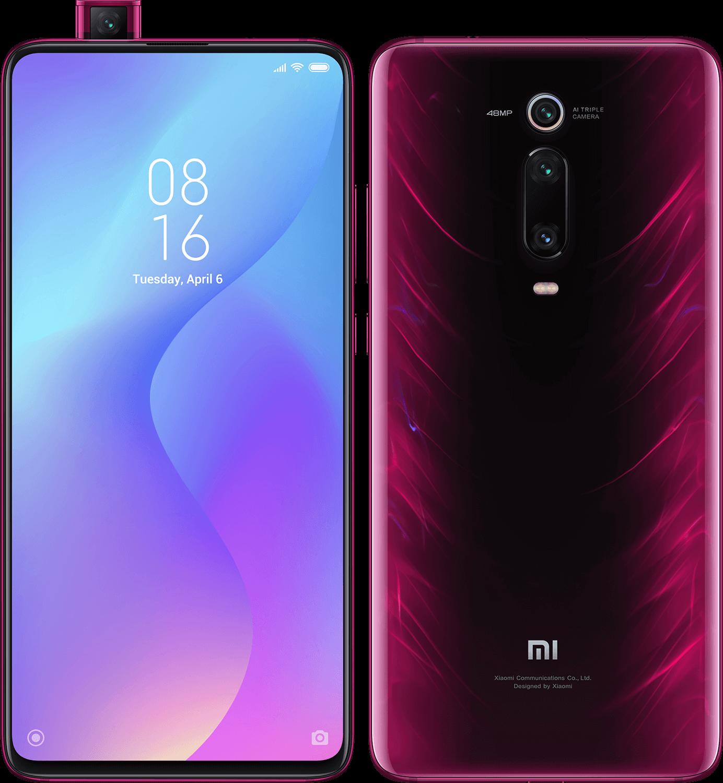 Smartphone Mi 9T 64 Go Xiaomi Rouge flamme